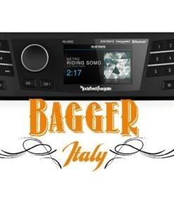 Rockford Fosgate PMX-HD9813 stereo per Street Glide
