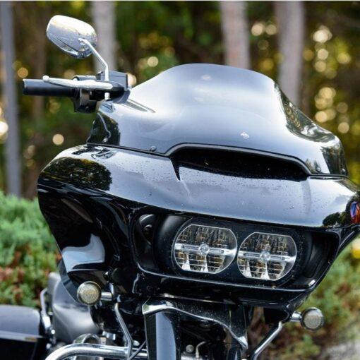 KLOCK WERKS Parabrezza Sport Harley Davidson Road Glide