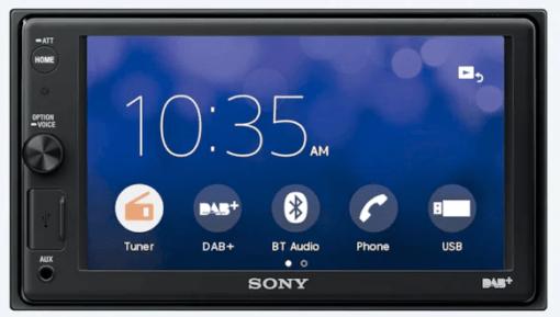 Sony XAV-AX1005KIT