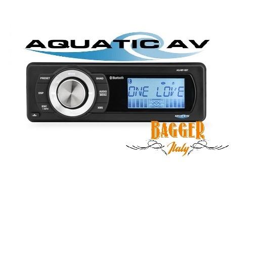 Aquatic AQ-MP-5UBT-H1 per Stereo Harley Davidson