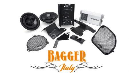 Altoparlanti e Amplificatori Rockford Fosgate HD14RG-STAGE