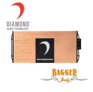 Diamond Audio amplificatore MICRO4V2 nautico