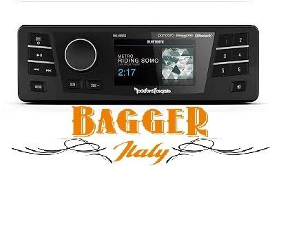 Rockford Fosgate PMX-HD9813 Stereo