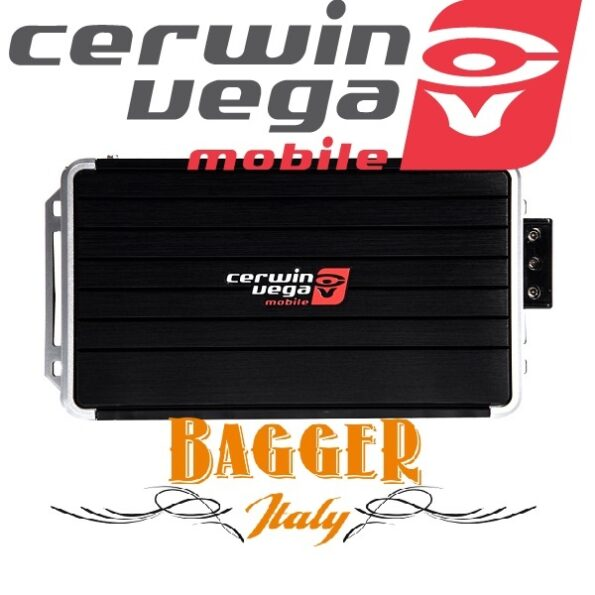Cerwin Vega B52 Amplificatore Harley Davidson custom
