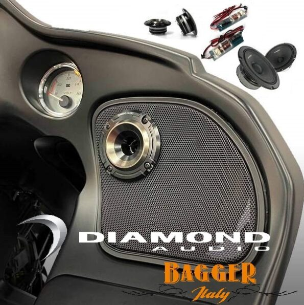 Home Bagger Italy Diamond Audio