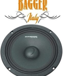"""Best car audio system of 2020 II High Output 8"""" Pro Speaker"""