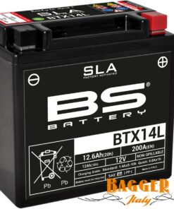 BS Battery BTX14L Harley Davidson per Sportster