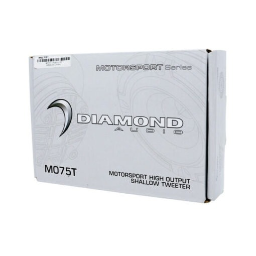 """Best car audio system of 2020 II 1"""" Compression Extreme Output Tweeter Diamond Audio M075T BaggerItaly"""