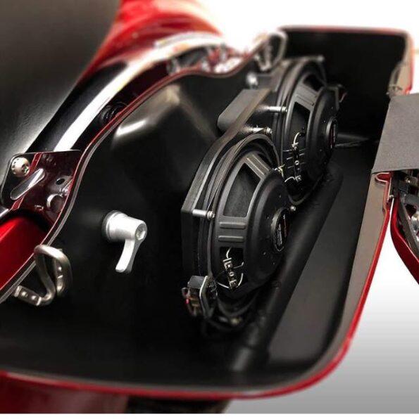 Motorcycle Audio soluzioni audio per HarleyDavidson
