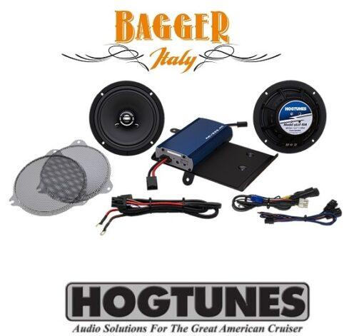 HogTunes Speaker/REV225 FLHX G4
