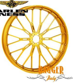 Arlen Ness Cerchio Oro Y
