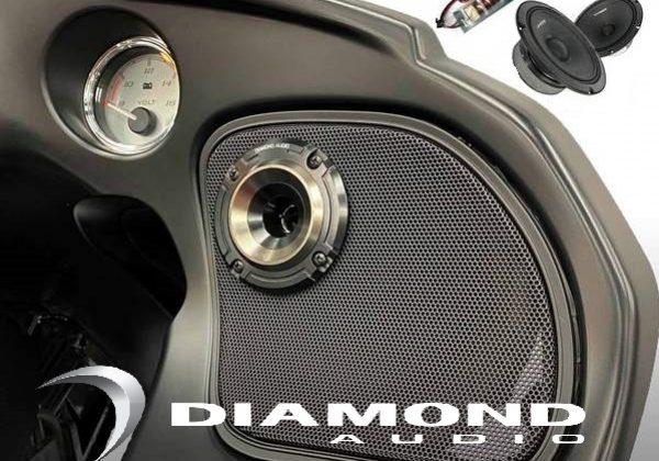Home Bagger Italy Diamond Audio